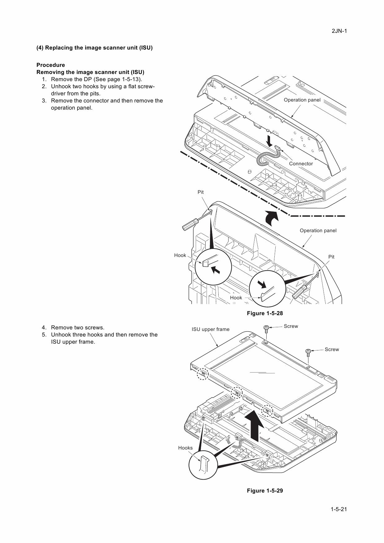 KYOCERA MFP FS-1128MFP Parts and Service Manual